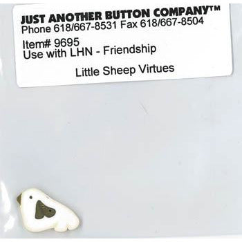 Little Sheep Virtues No. 9 Friendship