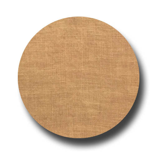 40 ct Cappuccino Newcastle Linen - Zweigart Base