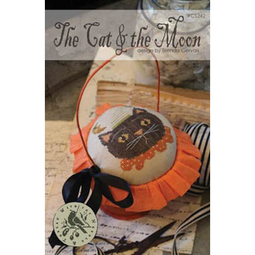 The Cat & The Moon Pattern