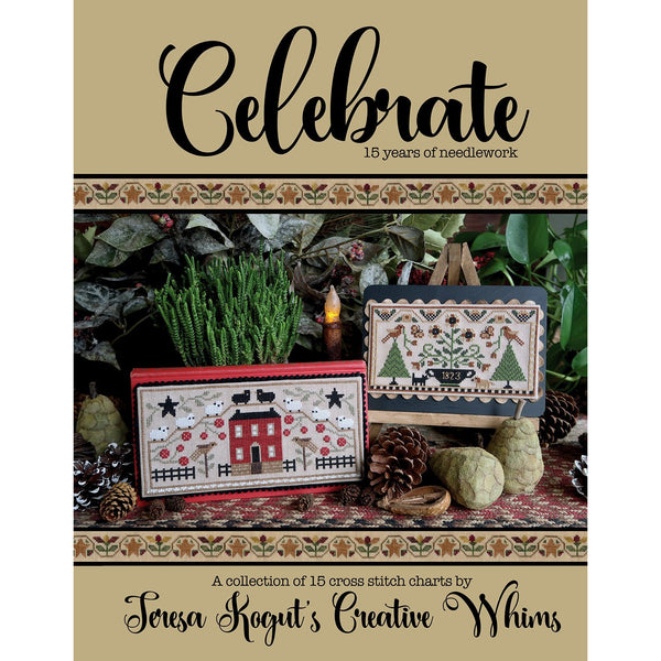 Celebrate 15 Years of Needlework Pattern Book