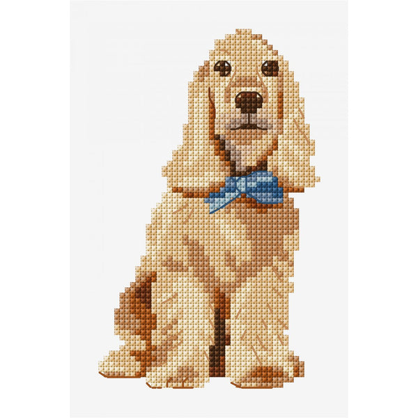 Dog Pattern ~ Cocker Spaniel