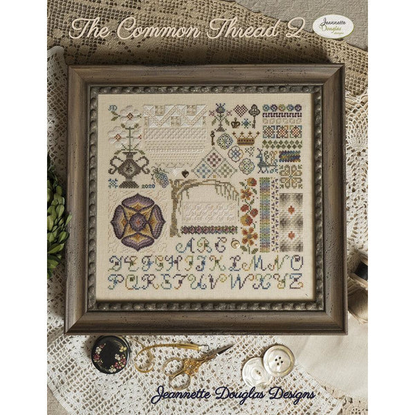 The Common Thread 2 Sampler Pattern