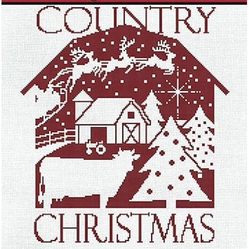 Country Christmas Pattern