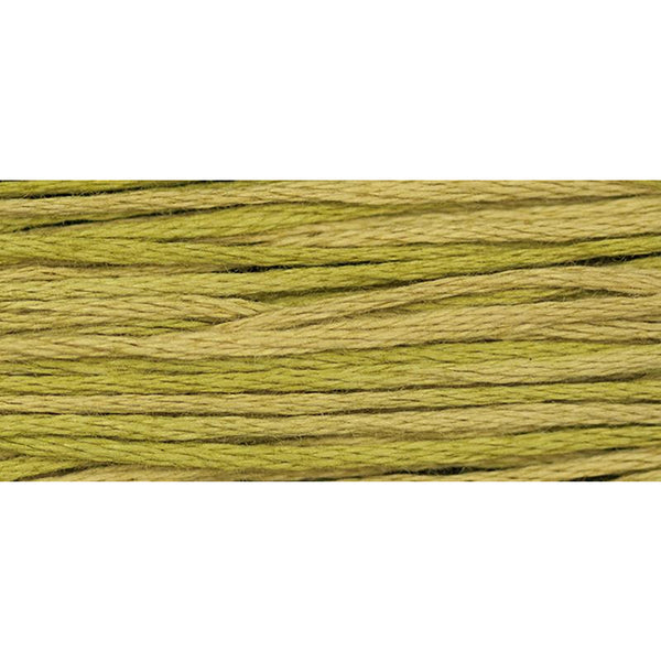 Olive 2211 Weeks Dye Works Embroidery Floss