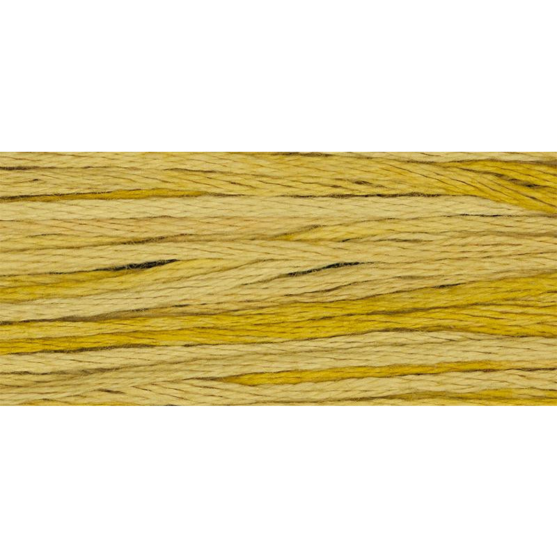 Gold 2221 Weeks Dye Works Embroidery Floss