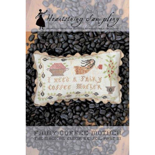 Magical Elixir Series - Fairy Coffee Mother Part III Pattern