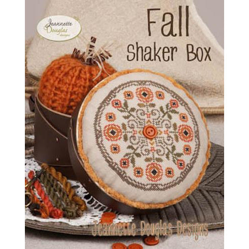 Fall Shaker Box Pattern