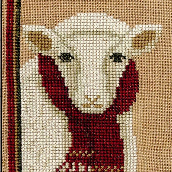 For Ewe Cross Stitch Pattern