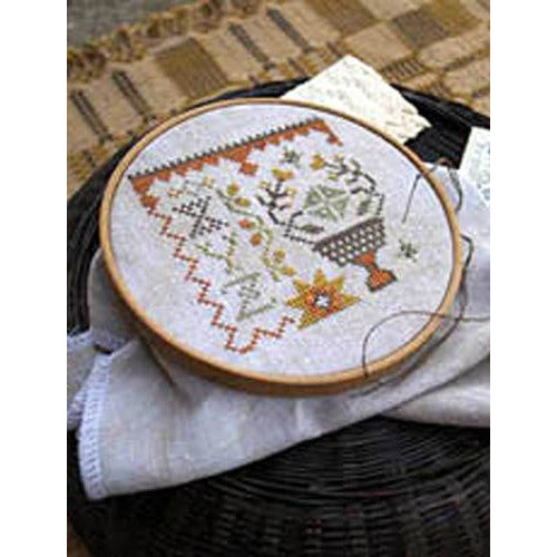 Fragments in Time Sampler Motifs Pattern No. 2