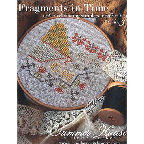 Fragments in Time Sampler Motifs Pattern No. 3