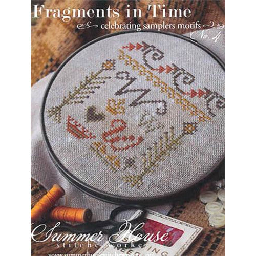 Fragments in Time Sampler Motifs Pattern No. 4
