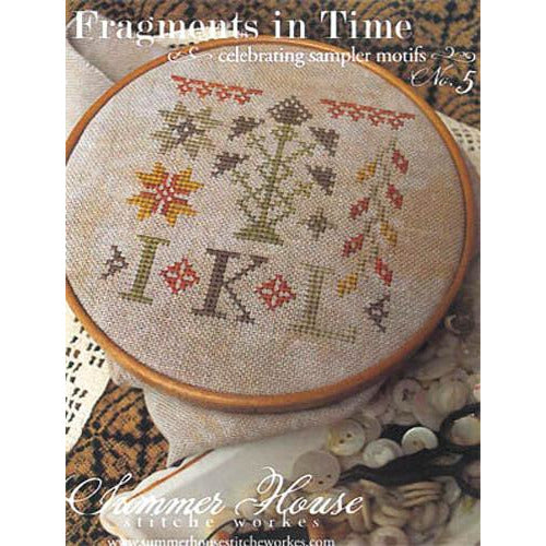 Fragments in Time Sampler Motifs Pattern No. 5