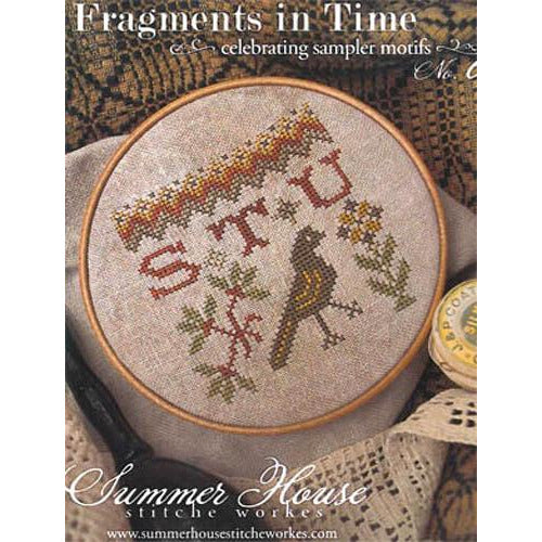 Fragments in Time Sampler Motifs Pattern No. 6