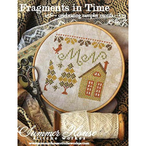 Fragments in Time Sampler Motifs Pattern No. 7