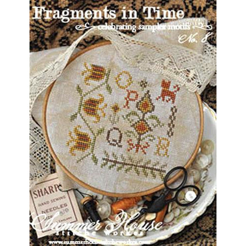 Fragments in Time Sampler Motifs Pattern No. 8