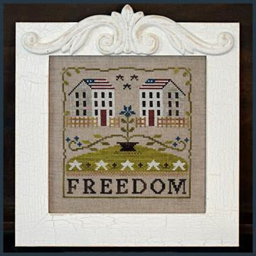Freedom House Pattern
