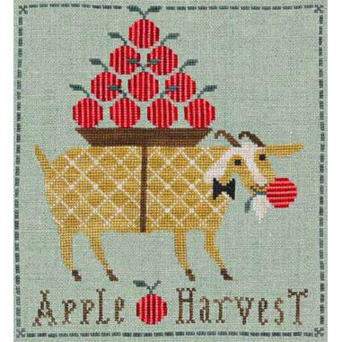 Giddy Goat Apple Harvest Pattern