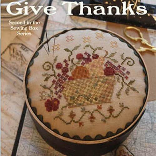 Give Thanks Sewing Box Series #2 Pattern
