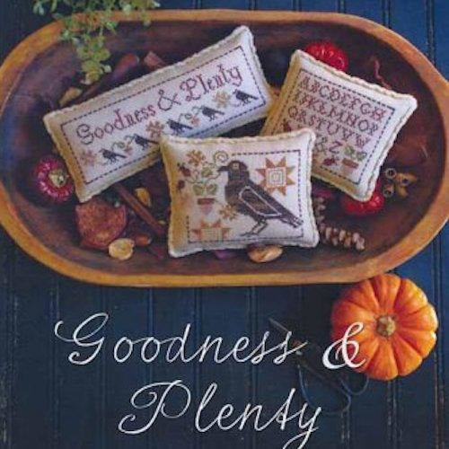 Goodness & Plenty Cross Stitch Pattern