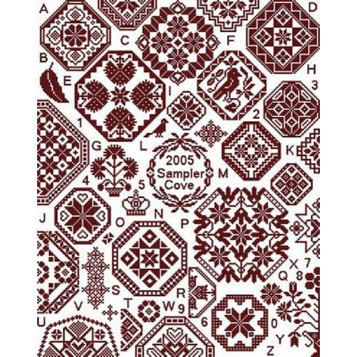 Grace Quaker Sampler Pattern
