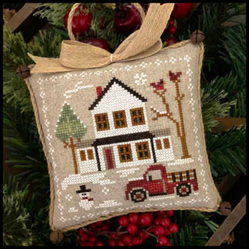 Farmhouse Christmas Part 3 Grandpa's Pick-Up Pattern