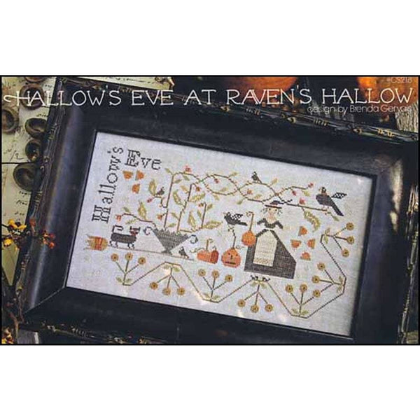 Hallow's Eve at Raven's Hallow Pattern