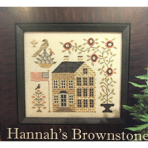 Hannah's Brownstone Pattern