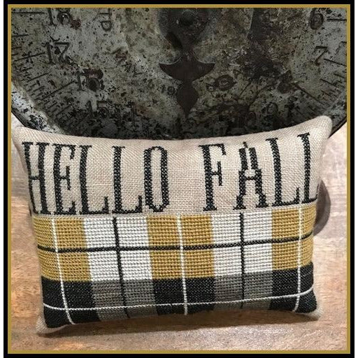 Hello Fall Pattern