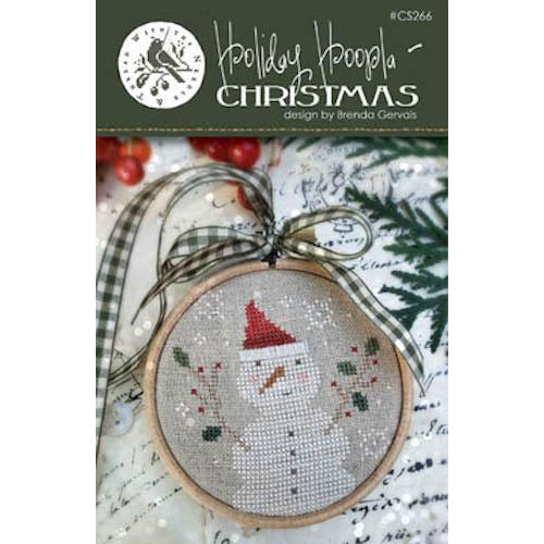 Holiday Hoopla - Christmas Pattern