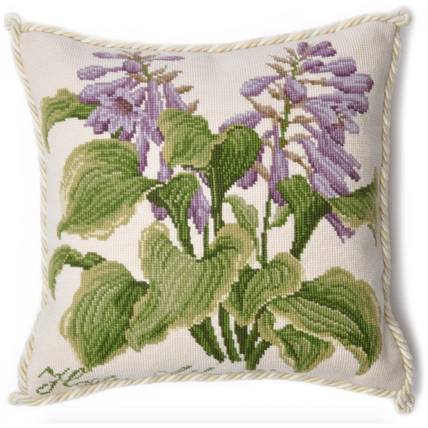 Hosta Atlantis Needlepoint Tapestry Kit