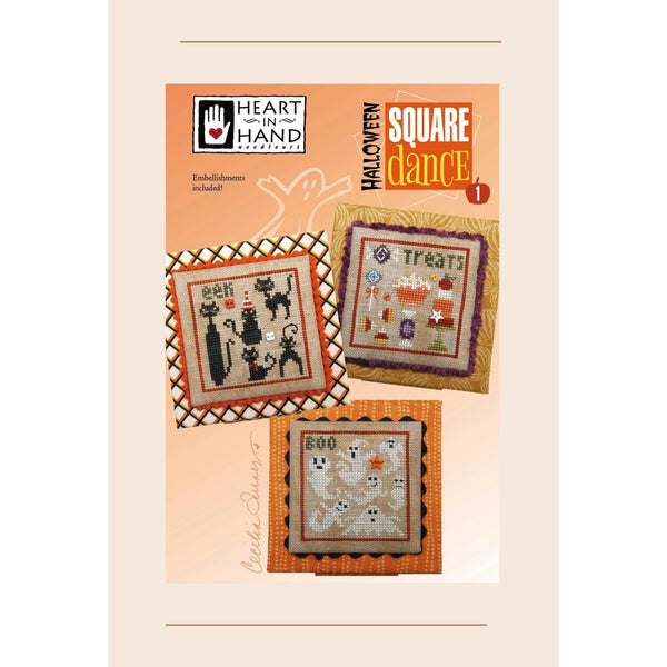 Halloween Square Dance Pattern