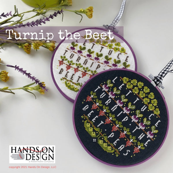 Turnip the Beet Pattern