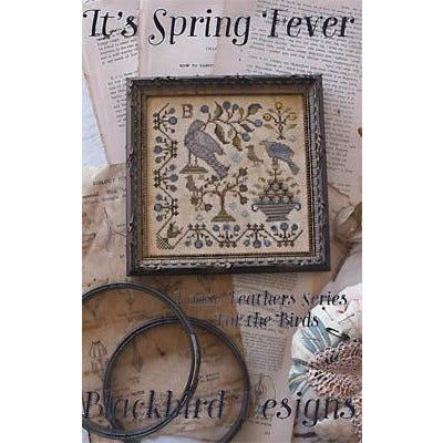 For the Birds 1 - It's Spring Fever Pattern