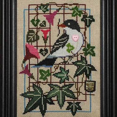 Birdie & Glories - Kingbird Pattern