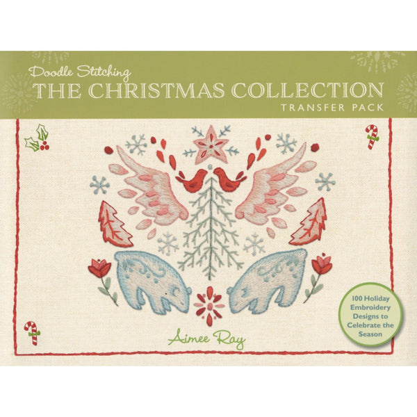 Doodle Stitching The Christmas Collection Transfer Pack