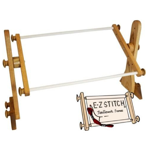 EZ Needlework Lap Frame and Stand - Tape Version