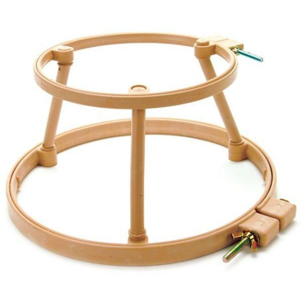 "Morgan Lap Stand Combo 10"" / 14"" Hoops"