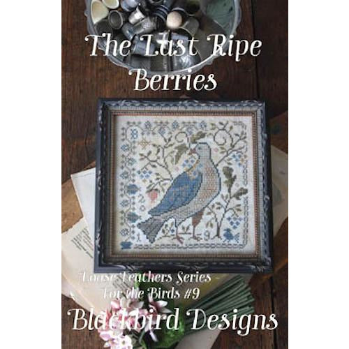 For the Birds 9 The Last Ripe Berries Pattern