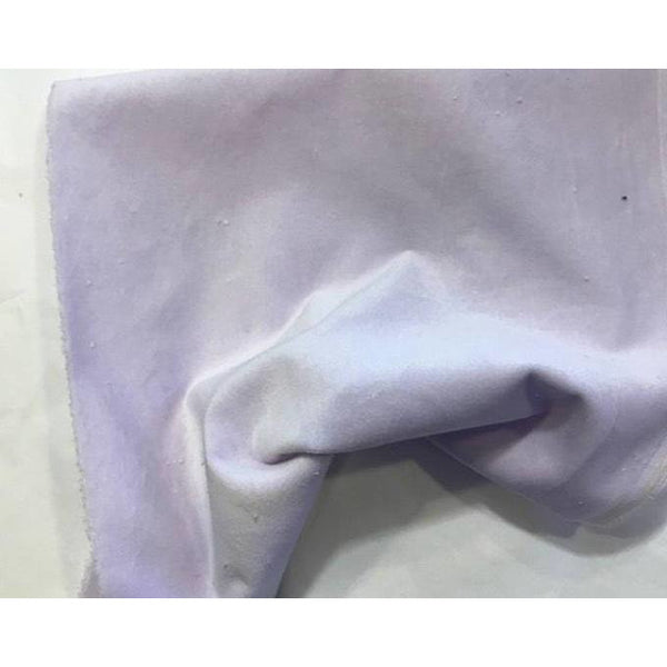 Lilacs 100% Cotton Hand-Dyed Velveteen - Fat Eighth