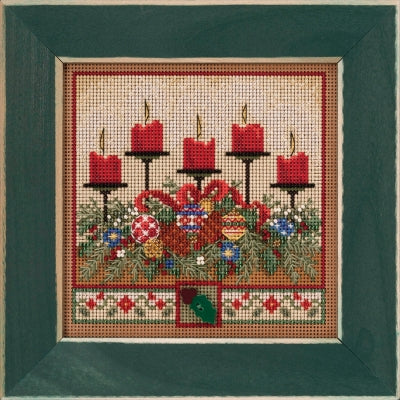 Holiday Glow Cross Stitch Kit