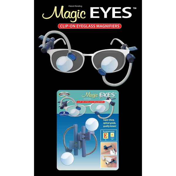 Magic Eyes Clip-On Magnifiers