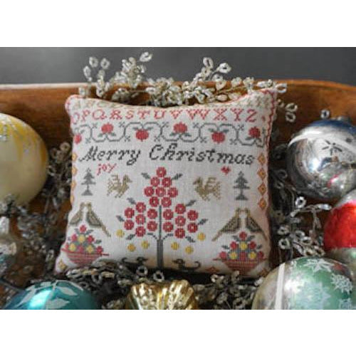 A Merry Christmas Sampler Pattern