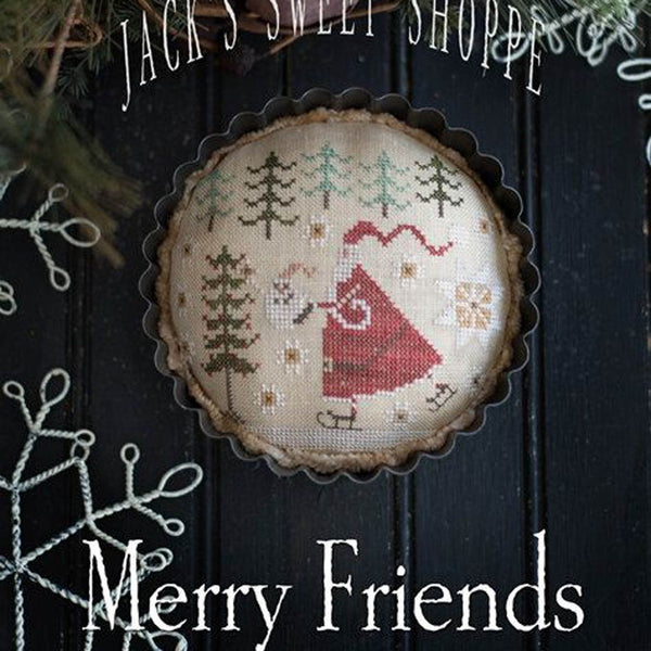 Merry Friends Pattern