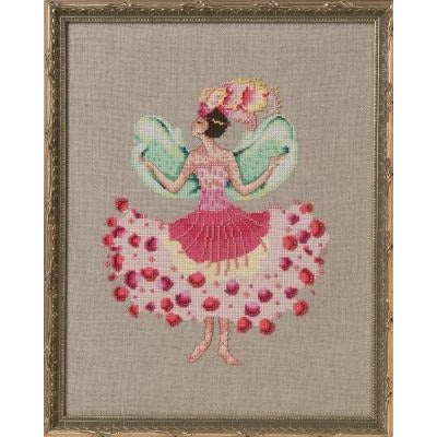 Miss Cymbi Cross Stitch Pattern