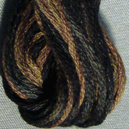 O501 Ebony Almond