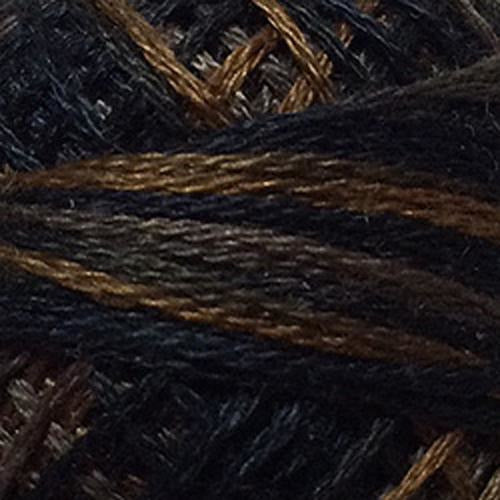 O5310 Withered Black 3-Strand