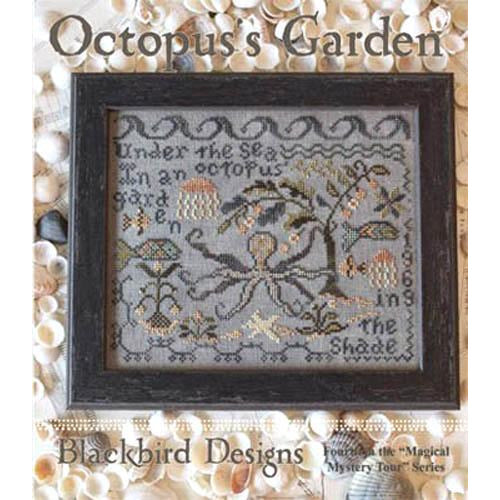 Magical Mystery Tour: Pattern 4 Octopus's Garden