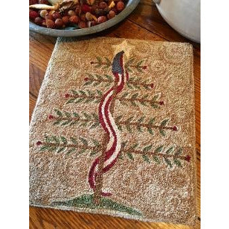 Old Glory Tree Punch Needle Pattern