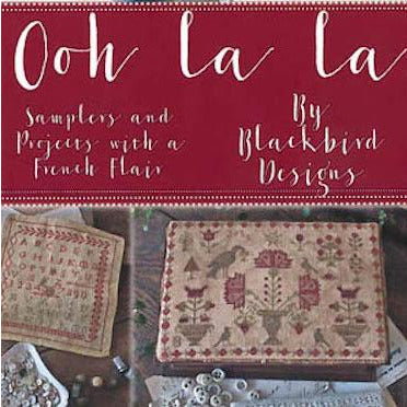 Ooh la la Cross Stitch Pattern