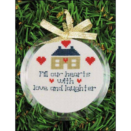 "3"" Round Ornament Disk"